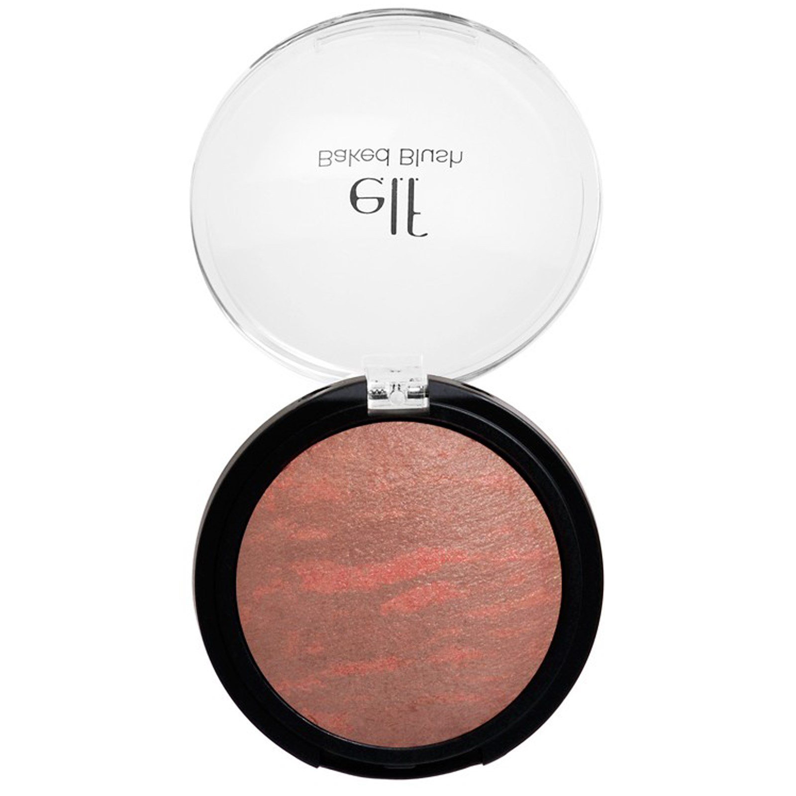 E.L.F. Cosmetics, Baked Blush, Rich Rose, 0.21 oz(pack of 1)