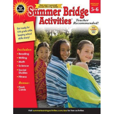 Summer Bridge Activities (Activities For 2 And A Half Year Olds)
