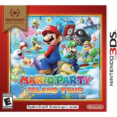 Nintendo Selects  Mario Party  Island Tour