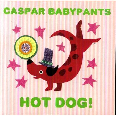 Caspar Babypants - Hot Dog (CD) - image 1 de 1