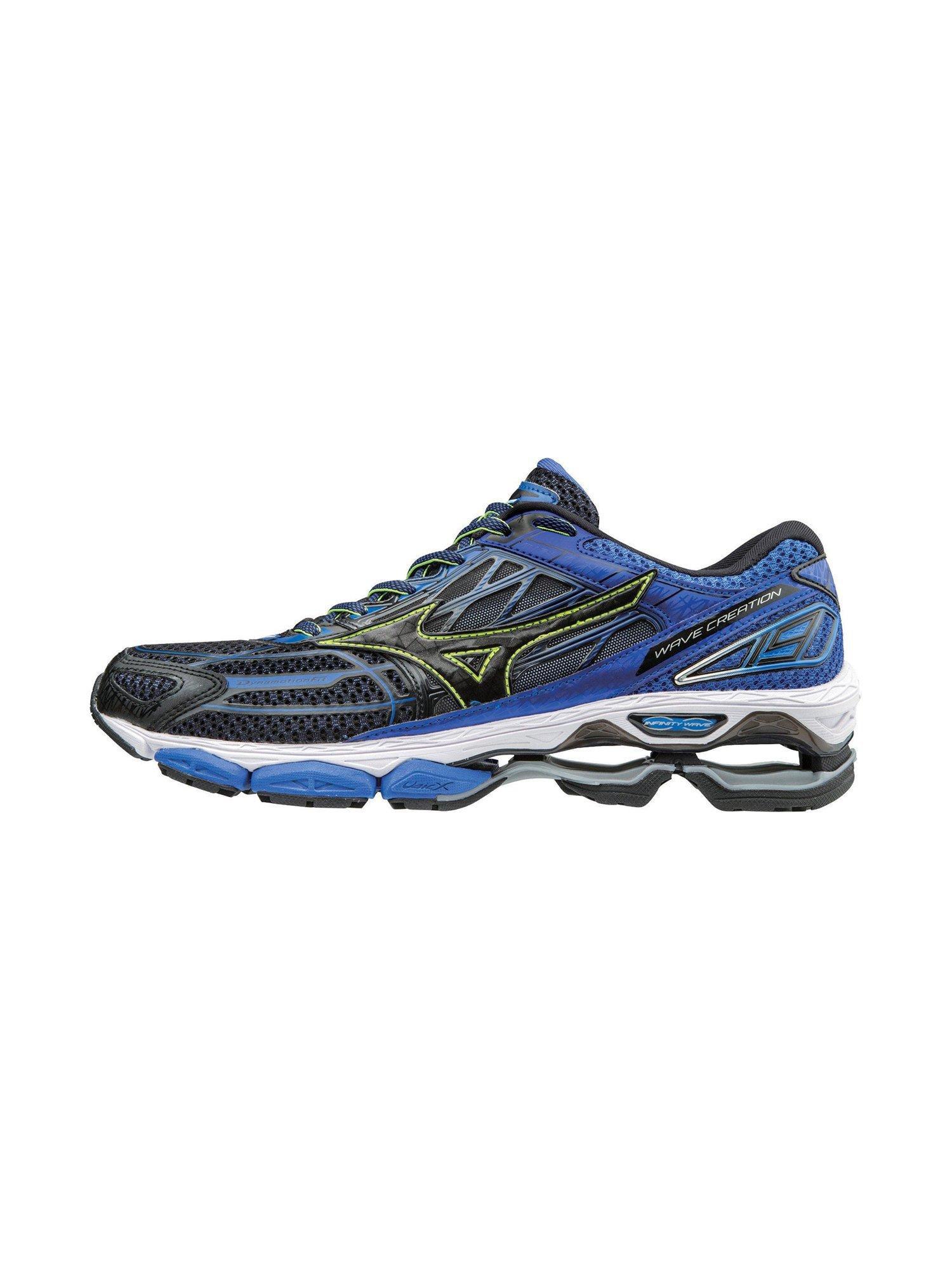 Mizuno - Mizuno Mens Running Shoes - Men s Wave Creation 19 - 410944 -  Walmart.com 9dc5fde37d2