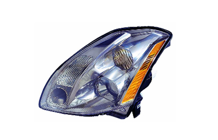 Depo 315-1149R-AS7 Nissan Maxima Passenger Side Replacement Headlight Assembly
