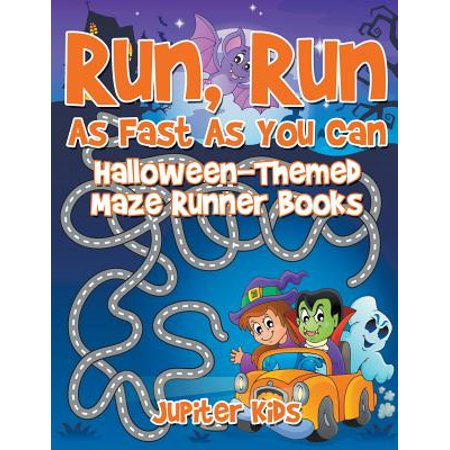 Run, Run as Fast as You Can : Halloween-Themed Maze Runner Books