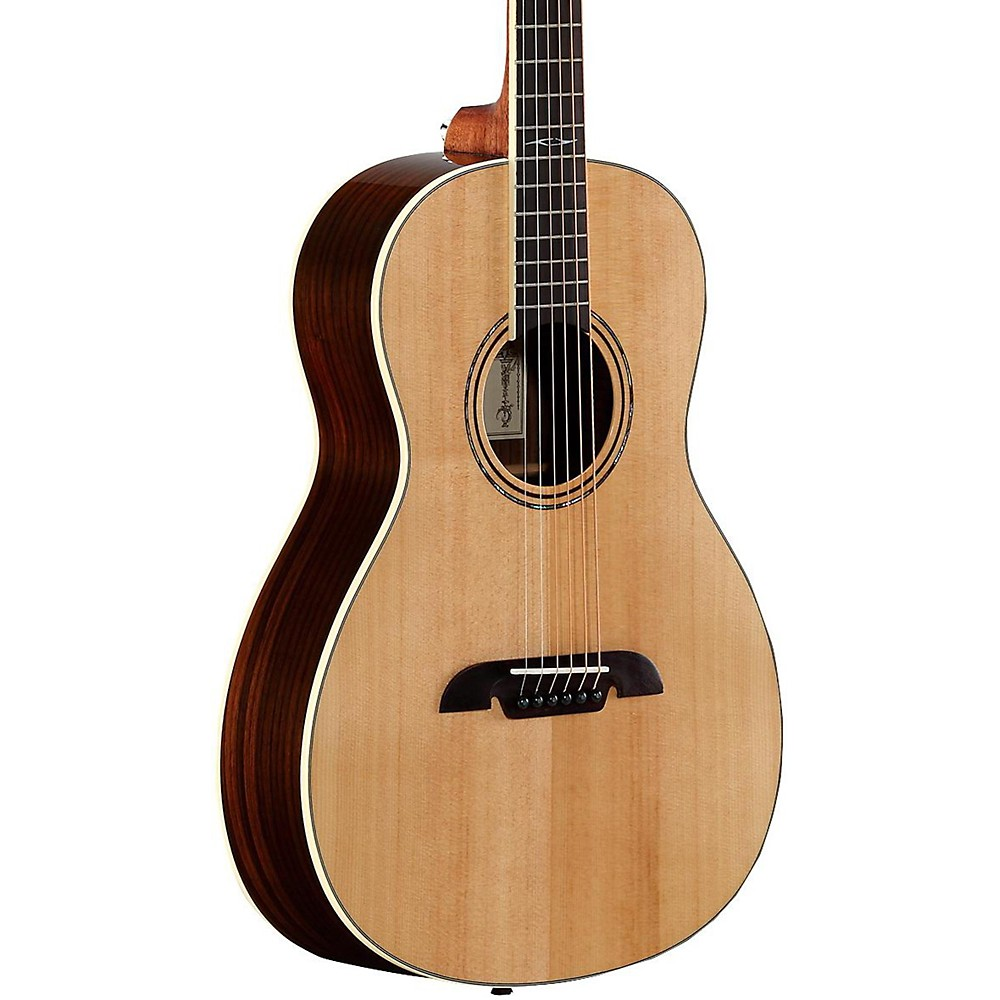 Alvarez AP70L Parlor Left Handed Acoustic Guitar Natural by Alvarez