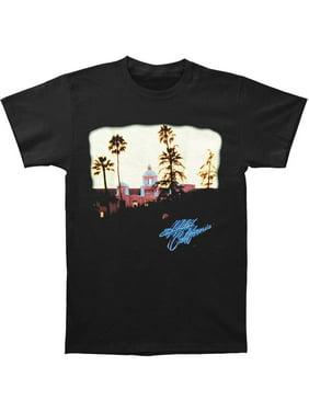 53fdd14f223 Product Image Eagles Men s Hotel California T-shirt Black