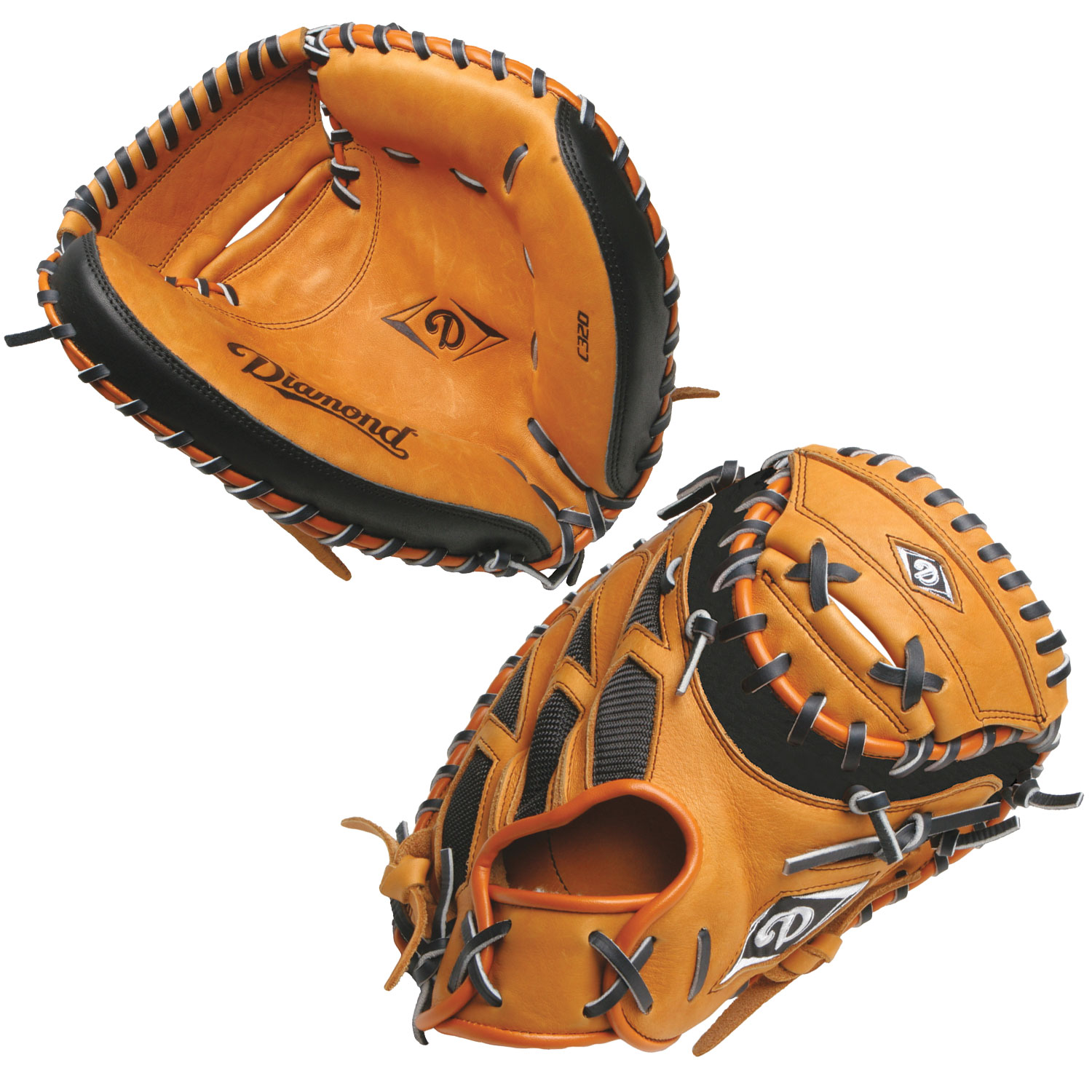 Diamond C320 32 Inch DCM-C320 Baseball Catcher's Mitt by