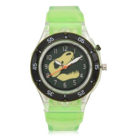 Wonder Nation Time Teacher Dinosaur Kids' Watch