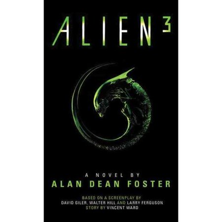 Alien 3: The Official Movie Novelization by