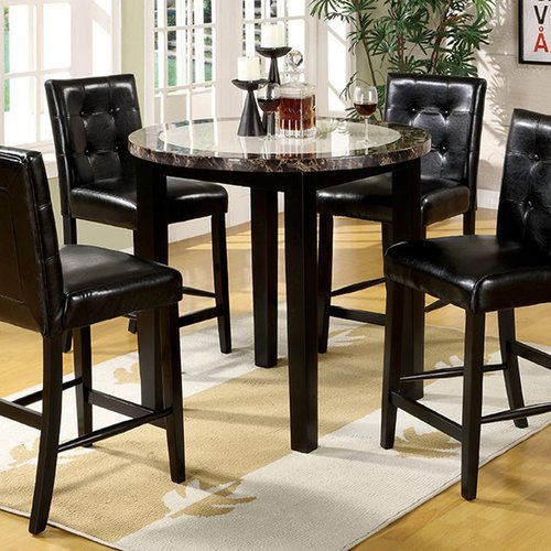 Red Barrel Studio Gilkey Contemporary Counter Height Dining Table