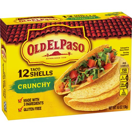 Gluten Free Tortillas St Food Old El Paso