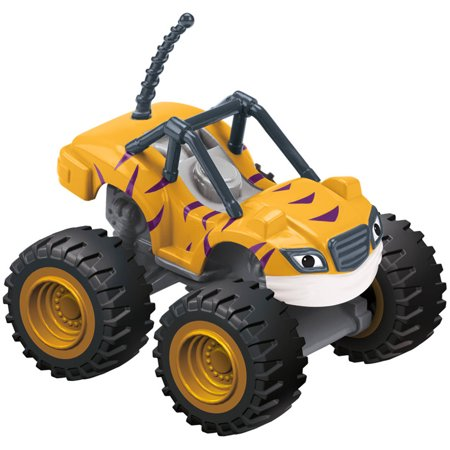 Nickelodeon Blaze and the Monster Machines Blaze Stripes Basic Vehicle (Monster Machine)