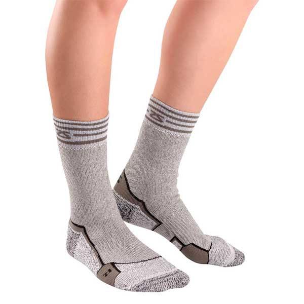 Fresh Legs Unisex Coffee Bean Boot Socks-Twilight-Med