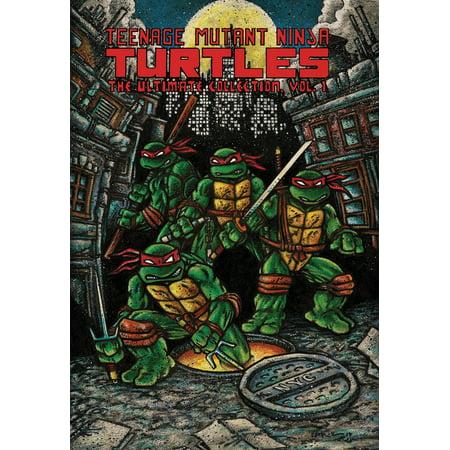 Teenage Mutant Ninja Turtles: The Ultimate Collection, Vol. 1 - Is Yoshi A Turtle