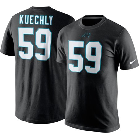 Luke Kuechly Carolina Panthers Nike Player Pride Name & Number T-Shirt -