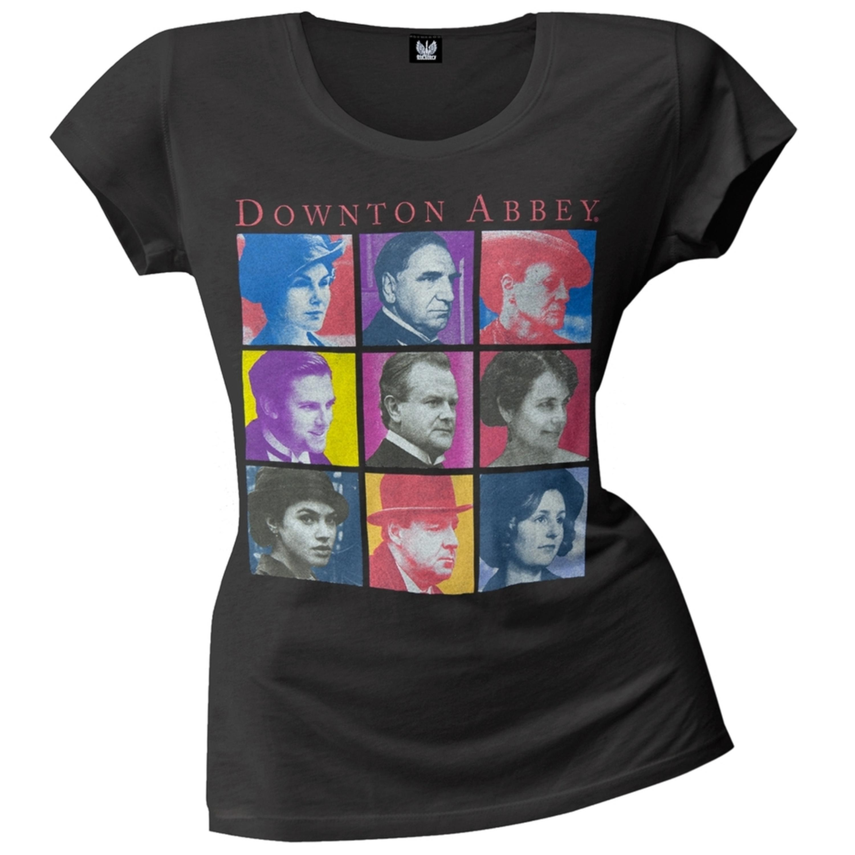 Downton Abbey - The Crew Juniors Dolman T-Shirt