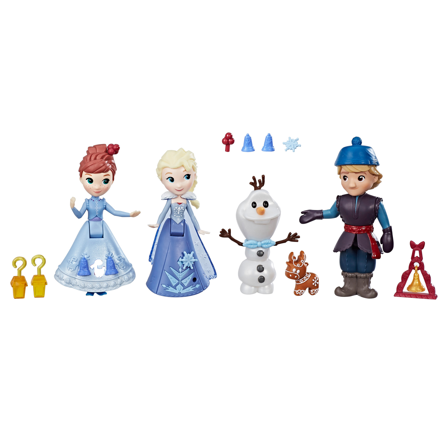 Disney Frozen Arendelle Traditions Collection by Hasbro