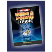 Magic Dime & Penny Trick