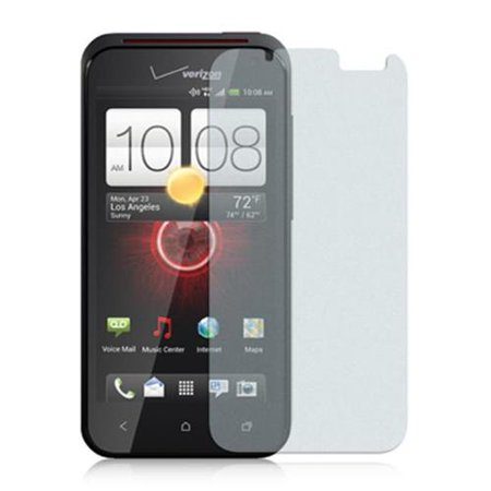 Version Lcd - DreamWireless Matte Anti-Glare Anti-Fingerprint Screen Protector LCD Film Guard Shield for HTC Droid Incredible (LTE version)