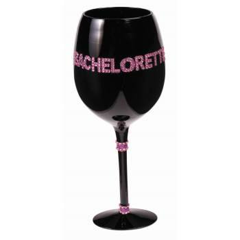 WINE GLASS-BACHELORETTE
