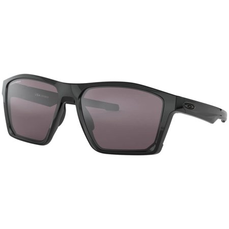 Oakley OO93970158 TargetLine Sunglasses - Polished Black Prizm Gray (Oakleys Womens Sunglasses)