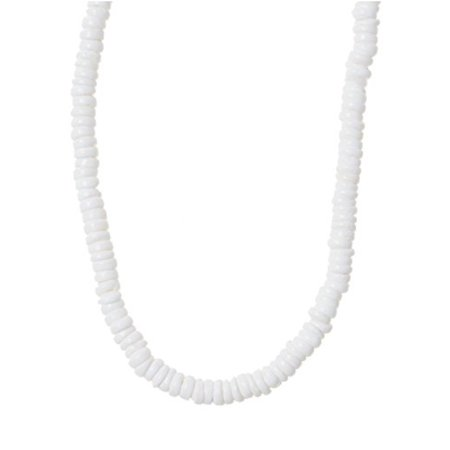 Natural Puka Shell Necklace