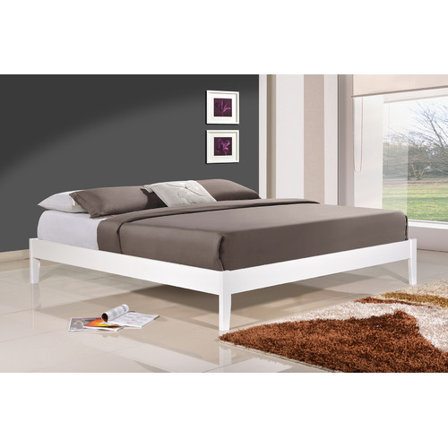 Altozzo Manhattan Platform Bed by Supplier Generic