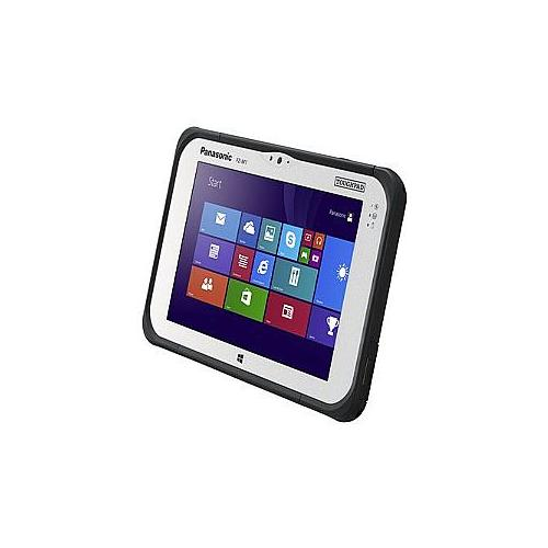 Panasonic Toughpad FZ-M1 - Tablet - no keyboard - Core i5 4302Y / 1.6 GHz - Windows 7 Pro / 8.1 Pro downgrade - pre-inst