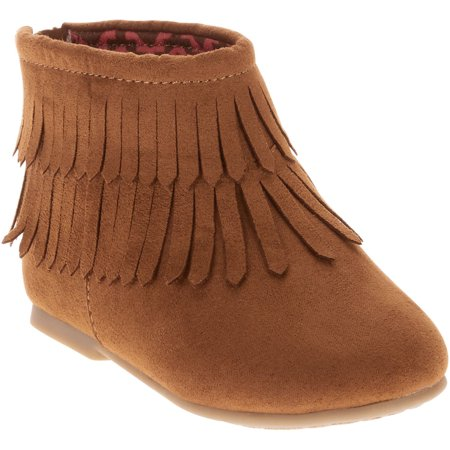 Garanimals Baby Girls' Fringe Boot