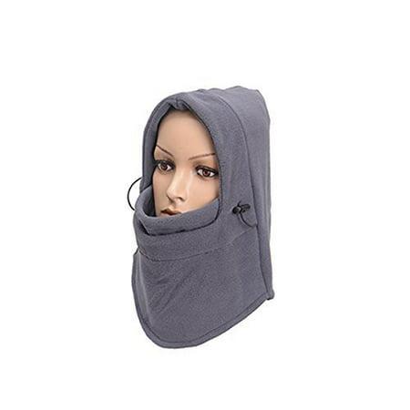 Gas Mask Hoods (e-Joy Fleece Windproof Ski Face Mask Balaclavas Hood Face Mask Neck Warmer Ski Hood Snowboard Mask Wind)