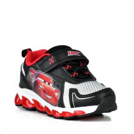Disney Toddler Boys Lightning Mcqueen Sneaker Light Up