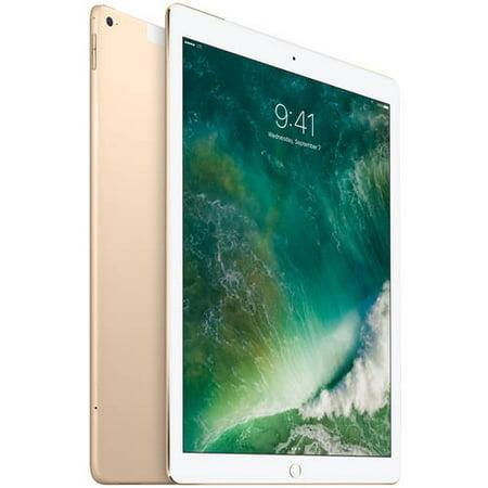 Apple iPad Pro 12.9-inch Wi-Fi + Celluar 256GB Gold Refurbished