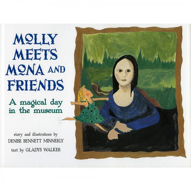 American Educational CP6662 Molly Meets Mona & Friends - Minnerly - image 1 of 1