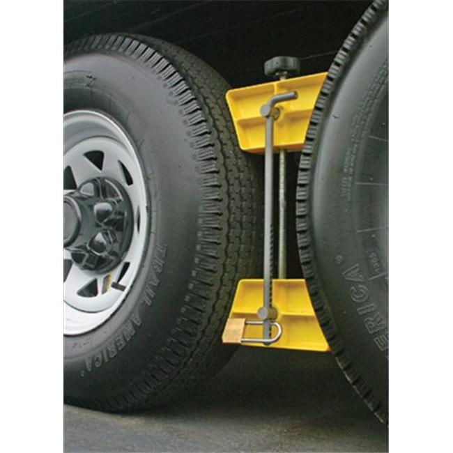 Camco 44642 Wheel Stop With Lock - image 2 de 2