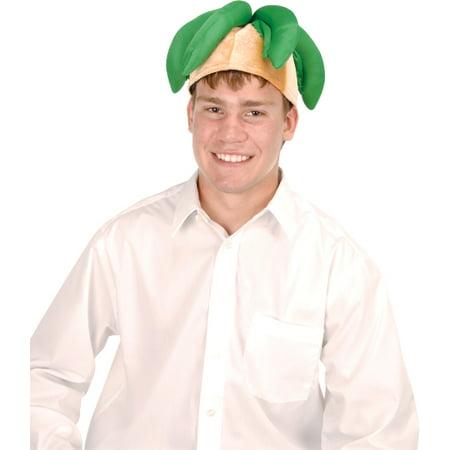 Plush Palm Tree Hat Party Accessory (1 count) (1/Pkg) - Palm Tree Hat