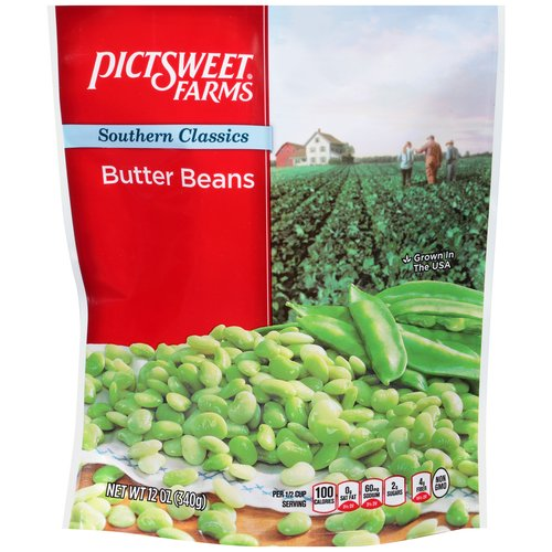 Pictsweet Butter Beans, 16 oz