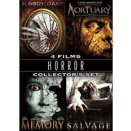 Horror Collector's Set - Bloody Mary / Mortuary / Memory / Salvage (Widescreen)