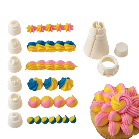 Cake Boss Decorating Tools Icing Duo and Decorating Set ...