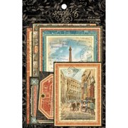 Cityscape Ephemera Cards