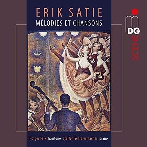 SATIE: Melodies et Chansons