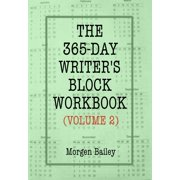 The 365-Day Writer's Block Workbook (Volume 2) - eBook
