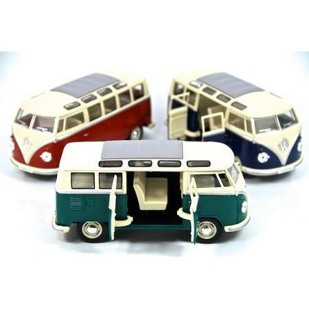Vw Bus Accelerator - 3PC SET: 7