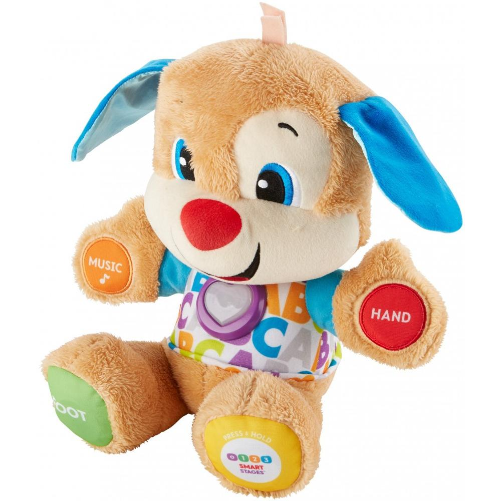 Fisher Price Smart Stages Puppy Talk Learning Doll Toys