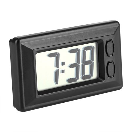 Lcd Information Display - Dilwe Lcd Digital Table Car Dashboard Desk Electronic Clock Date Time Calendar Display , Lcd Digital Clock,Digital Clock