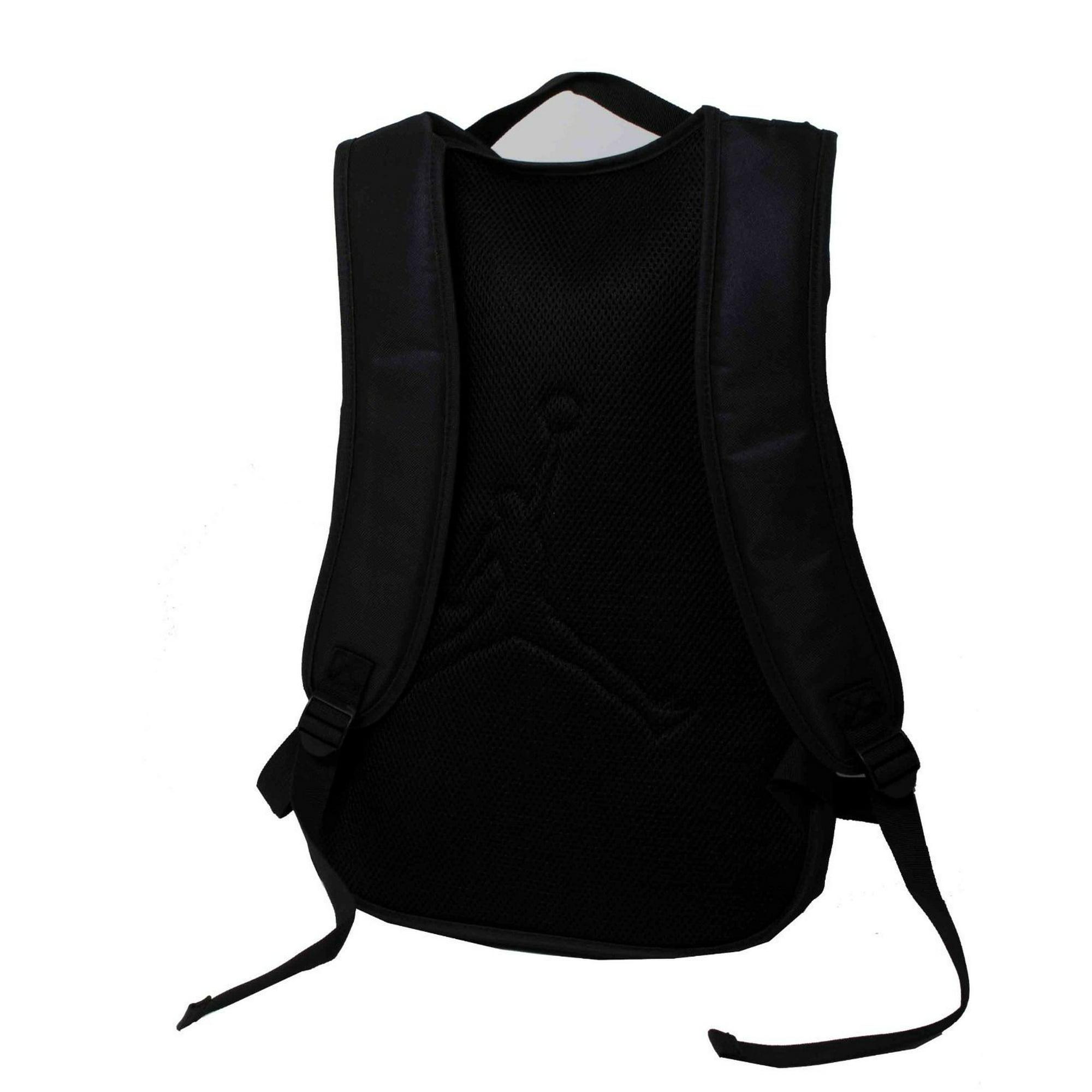 Buy Nike Jordan Air Jumpman Backpack Book Bag-Black-Green  9e0d60a878b76