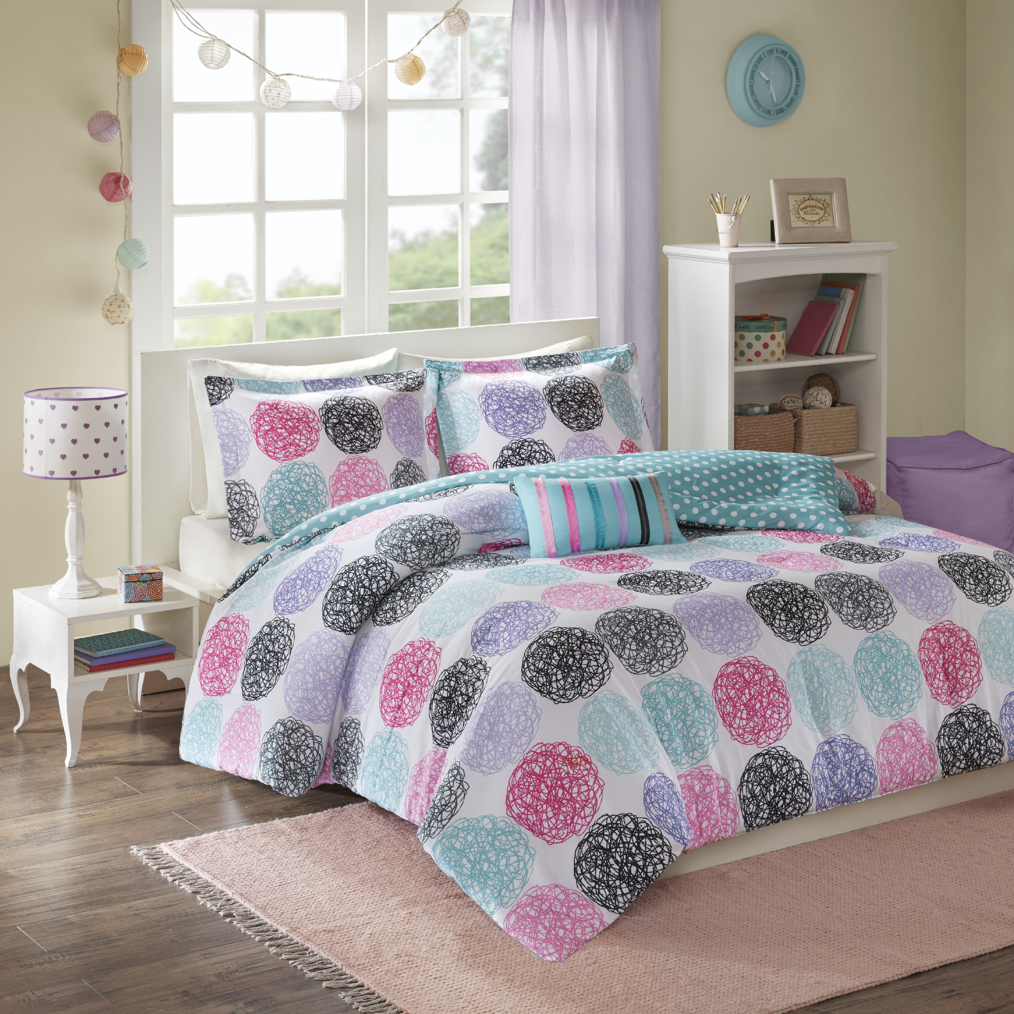 Home Essence Apartment Brittany Bedding Comforter Set