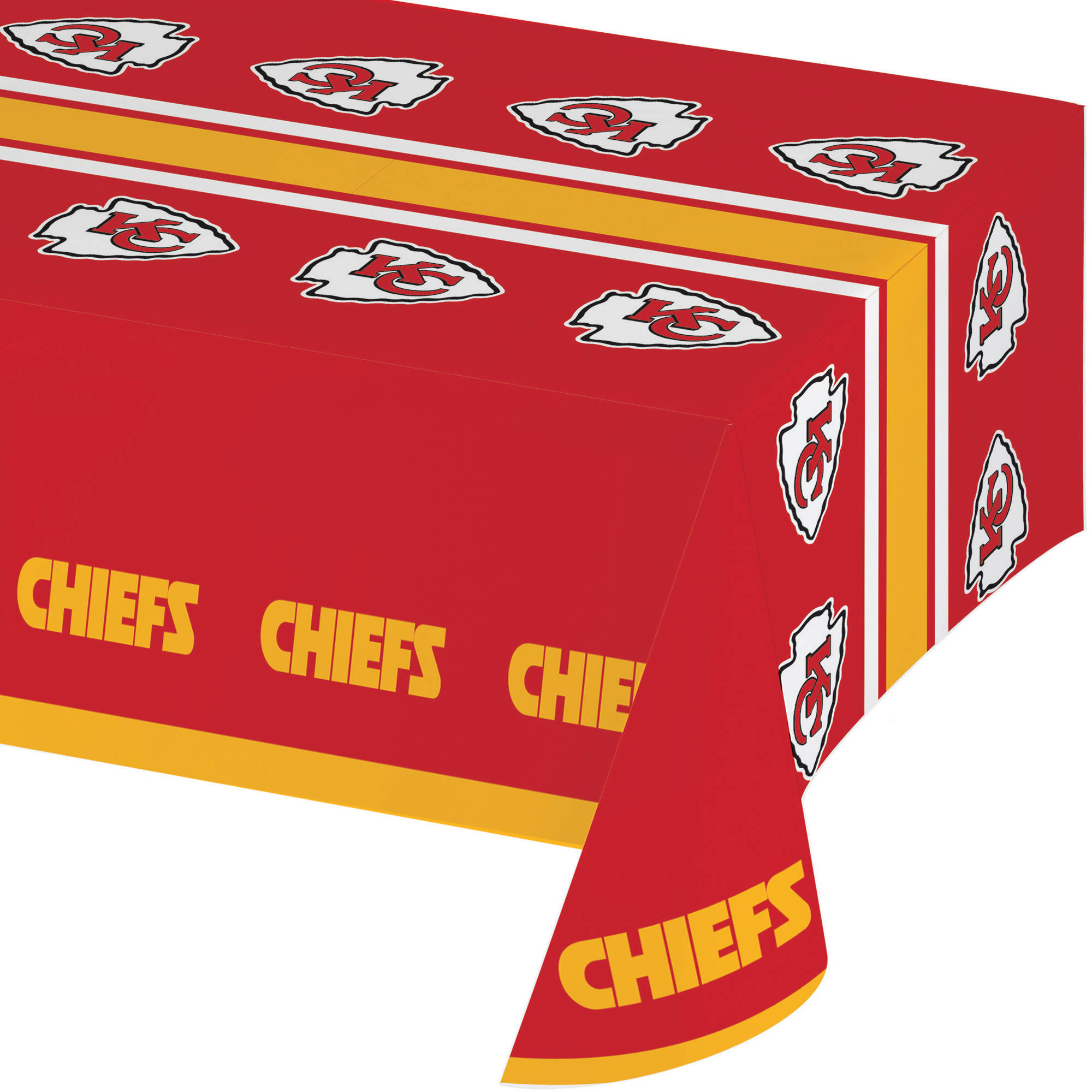 Kansas City Chiefs Table Cover