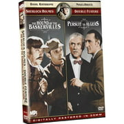 The Hound of the Baskervilles / Pursuit to Algiers (DVD)
