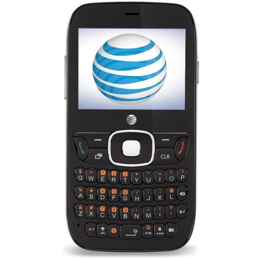 AT&T ZTE Z432 Montgomery Prepaid Cell Phone