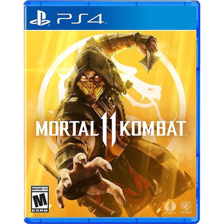 Mortal Kombat 11, Warner Bros., PlayStation 4, 883929668960 - Baraka Mortal Kombat