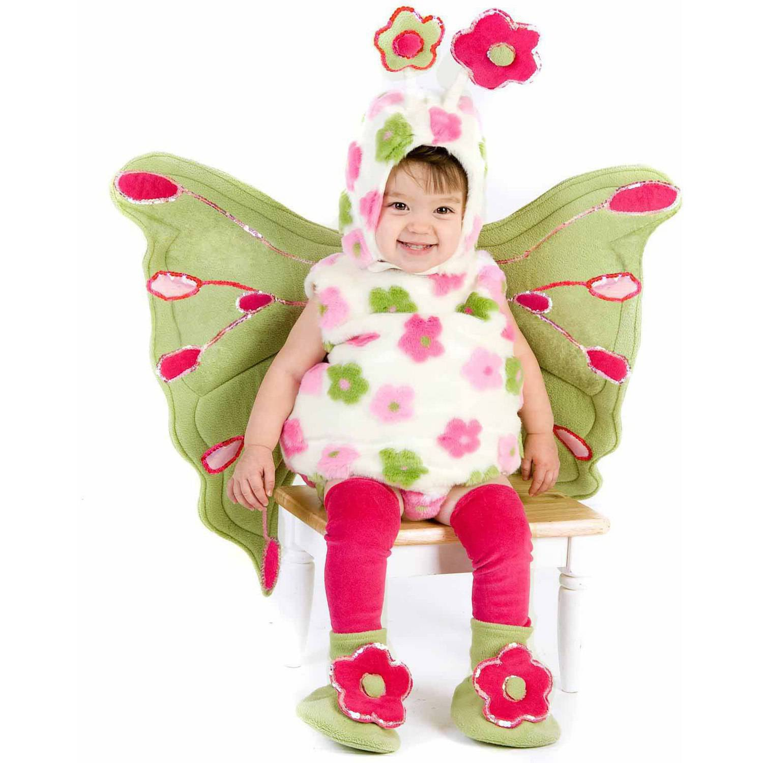 Butterfly Girls' Toddler Halloween Costume
